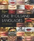 One Thousand Languages Living Endangered & Lost