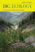 Big Ecology: The Emergence of Ecosystem Science