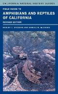 Field Guide to Amphibians & Reptiles of California