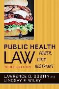 Public Health Law Power Duty Restraint