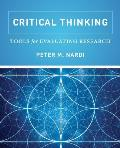 Critical Thinking: Tools for Evaluating Research