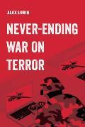 Never-Ending War on Terror, Volume 13