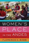 Womens Place In The Andes Engaging Decolonial Feminist Anthropology