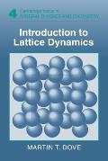Introduction to Lattice Dynamics