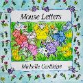 Mouse Letters Book & Tiny Letters