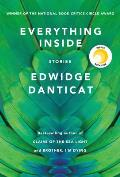 Cover Image for 'Everything Inside' by Edwidge Danticat