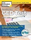 Cracking the GED Test with 2 Practice Tests 2020 Edition Strategies Review & Practice to Help Earn Your GED Test Credential