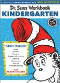 Dr. Seuss Workbook: Kindergarten: 300+ Fun Activities with Stickers and More! (Math, Phonics, Reading, Spelling, Vocabulary, Science, Problem Solving,