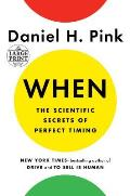 When The Scientific Secrets of Perfect Timing