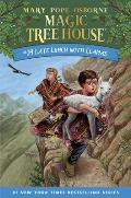 Magic Tree House 34 Late Lunch with Llamas