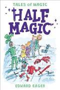 Tales of Magic 01 Half Magic