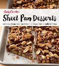Betty Crocker Sheet Pan Desserts: Delicious Treats You Can Make in a Sheet, 13x9 or Jelly Roll Pan