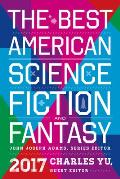 Best American Science Fiction & Fantasy 2017