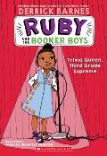 Trivia Queen, 3rd Grade Supreme (Ruby and the Booker Boys #2), 2