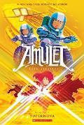 Supernova: Amulet #8