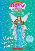 Alicia the Snow Queen Fairy Rainbow Magic Special Edition