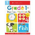 First Grade Wipe-Clean Workbook: Scholastic Early Learners (Wipe-Clean)