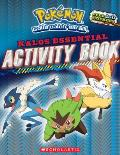 Kalos Essential Activity Book (Pokemon)
