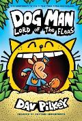Dog Man: Lord of the Fleas (Dog Man #5)