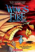 The Dragonet Prophecy (Wings of Fire the Graphic Novel #1)