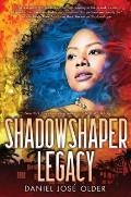Shadowshaper Legacy (The Shadowshaper Cypher #3)