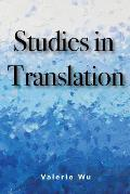 Studies in Translation