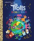 Trolls World Tour Little Golden Book DreamWorks Trolls World Tour