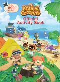 Animal Crossing New Horizons Official Activity Book Nintendo