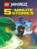 LEGO Ninjago 5 Minute Stories LEGO Ninjago