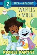 Pickle Party! (Waffles + Mochi)