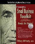Entrepreneurial Edge Small Business Toolkit