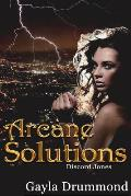 Arcane Solutions: A Discord Jones Novel