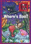 Where's Boo?: A ZombieZoo Story