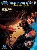 Blues/Rock Soloing for Guitar: Private Lessons Series [With CD (Audio)]
