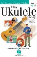 Play Ukulele Today Level 1 Play Today Plus Pack