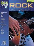 Rock: Bass Play-Along Volume 1 [With CD (Audio)]