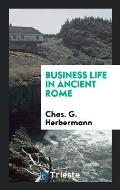 Business Life in Ancient Rome