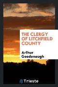 The Clergy of Litchfield County