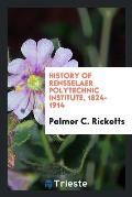 History of Rensselaer Polytechnic Institute, 1824-1914