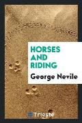 Horses and Riding
