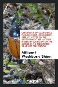 University of California Publications in Education