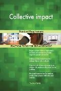 Collective impact Standard Requirements