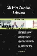 3D Print Creation Software Second Edition