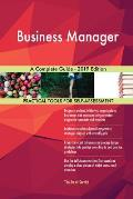 Business Manager A Complete Guide - 2019 Edition
