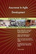 Assurance In Agile Development A Complete Guide - 2019 Edition