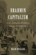 Brahmin Capitalism: Frontiers of Wealth and Populism in America's First Gilded Age