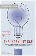 Ingenuity Gap Can We Solve The Problems