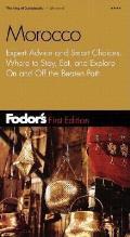 Fodors Morocco 1st Edition