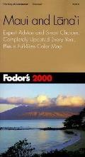 Fodors Maui & Lanai 2000