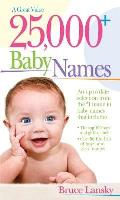 25000+ Baby Names